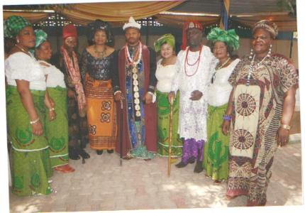 COUNCIL OF AKWA IBOM TRADITIONAL AND RELIGIOUS LEADERS IN